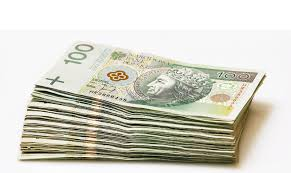 Pieniądze.