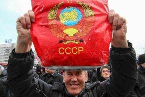 z15796555K,Protesty-w-Doniecku-pod-koniec-marca--Jeden-z-ucze