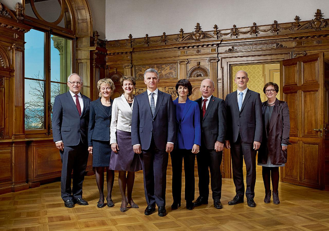 Szwajcarski rząd by wiki