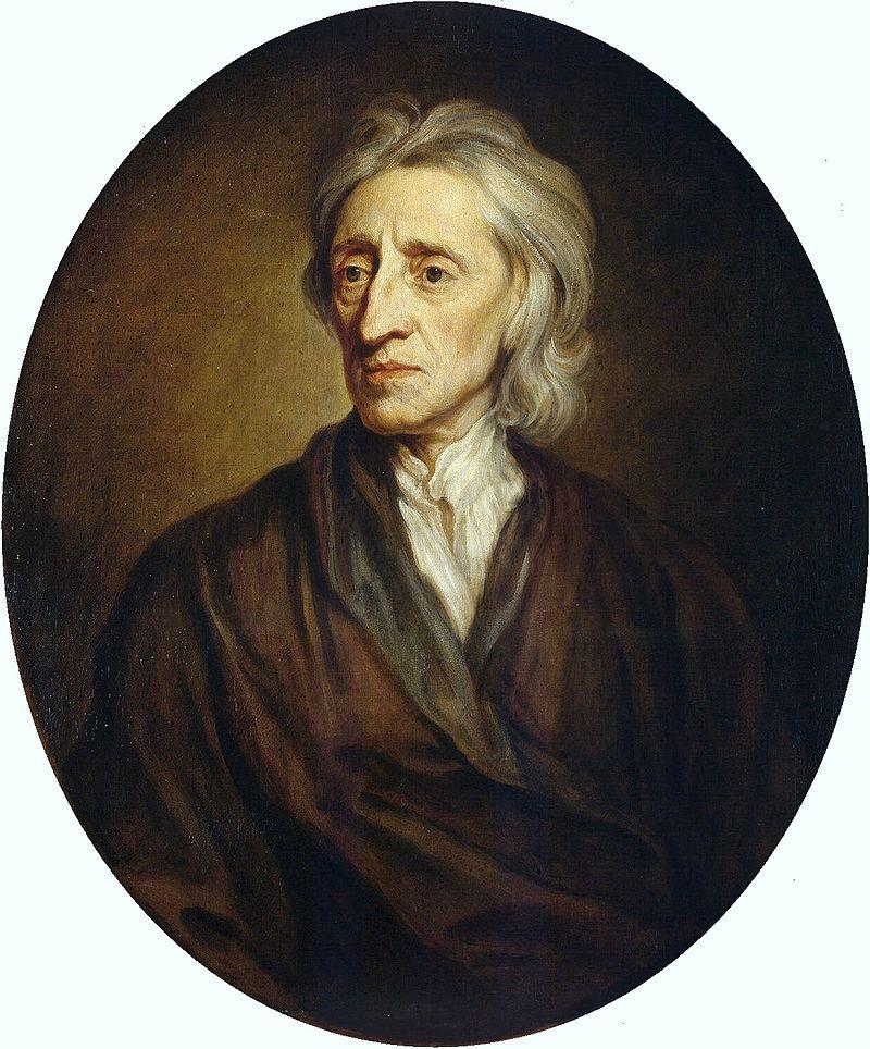 John Locke by Wiki
