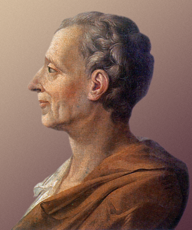 Montesquieu by Wiki