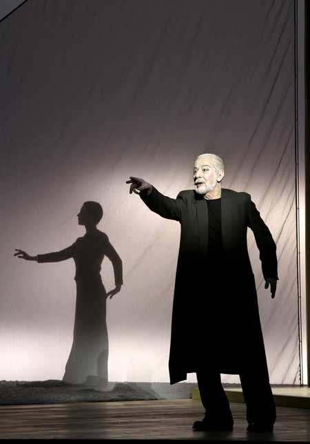 """Teatr Dramatyczny, """"Kobieta z morza"""", reż. Robert Wilson"""