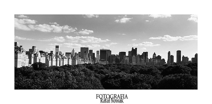 Nowy Jork, USA. Fot. Rafał Nowak.