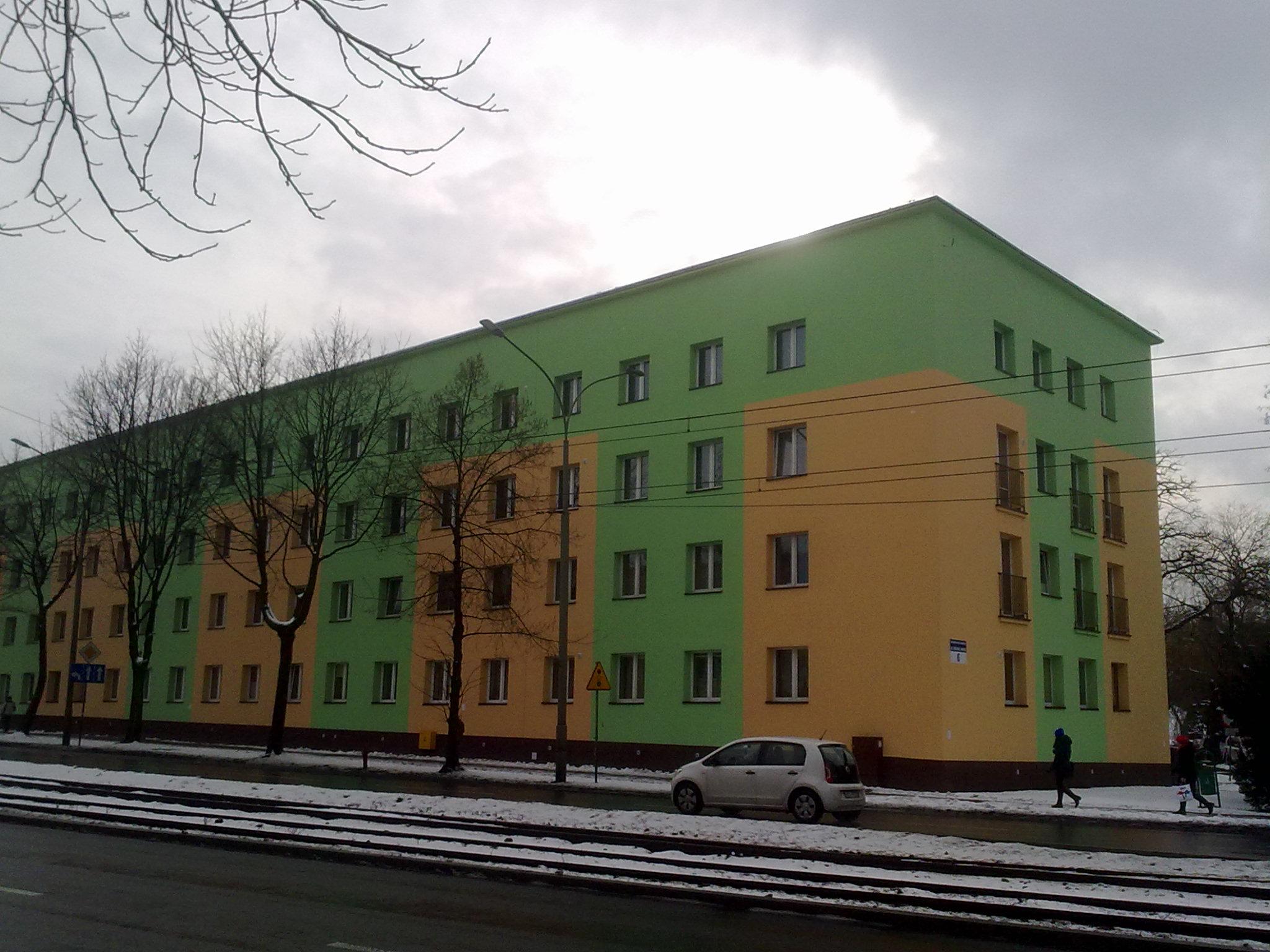Dąbrowa Górnicza. Fot. Agata Dąmbska.