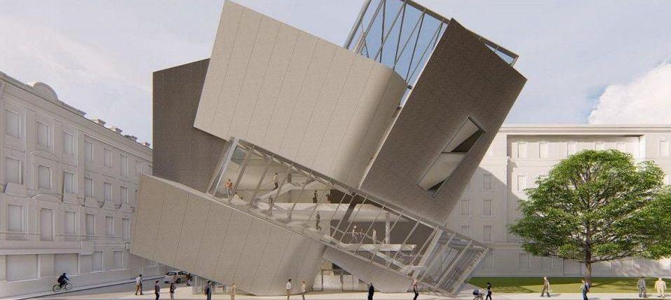 Łódź Architecture Center, źródło: materiały prasowe