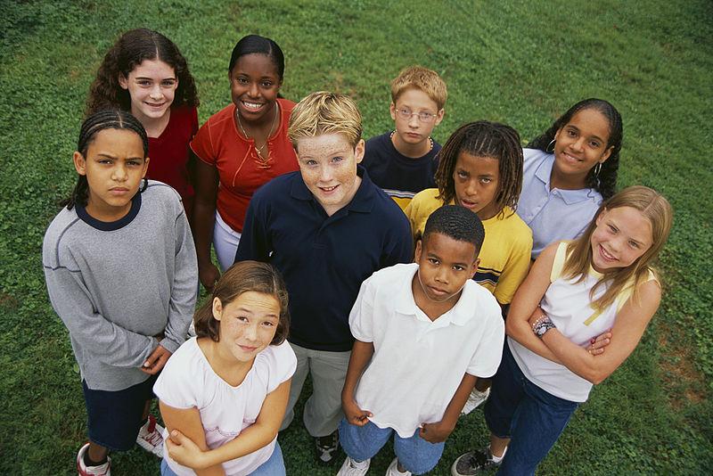 wielokulturowa grupa