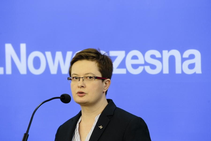 Katarzyna Lubnauer - Liberté!