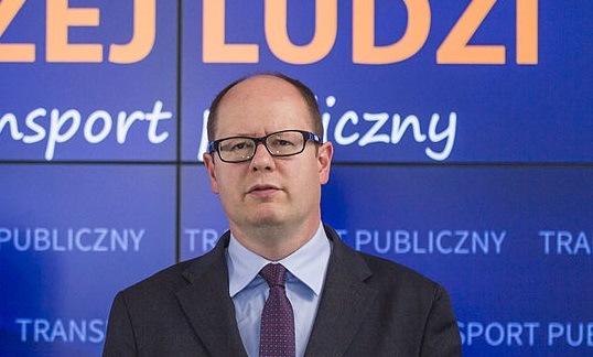 Wybory samorządowe 2018, Paweł Adamowicz - Liberté!