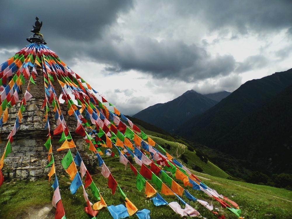 Okolice Mt Siguniang