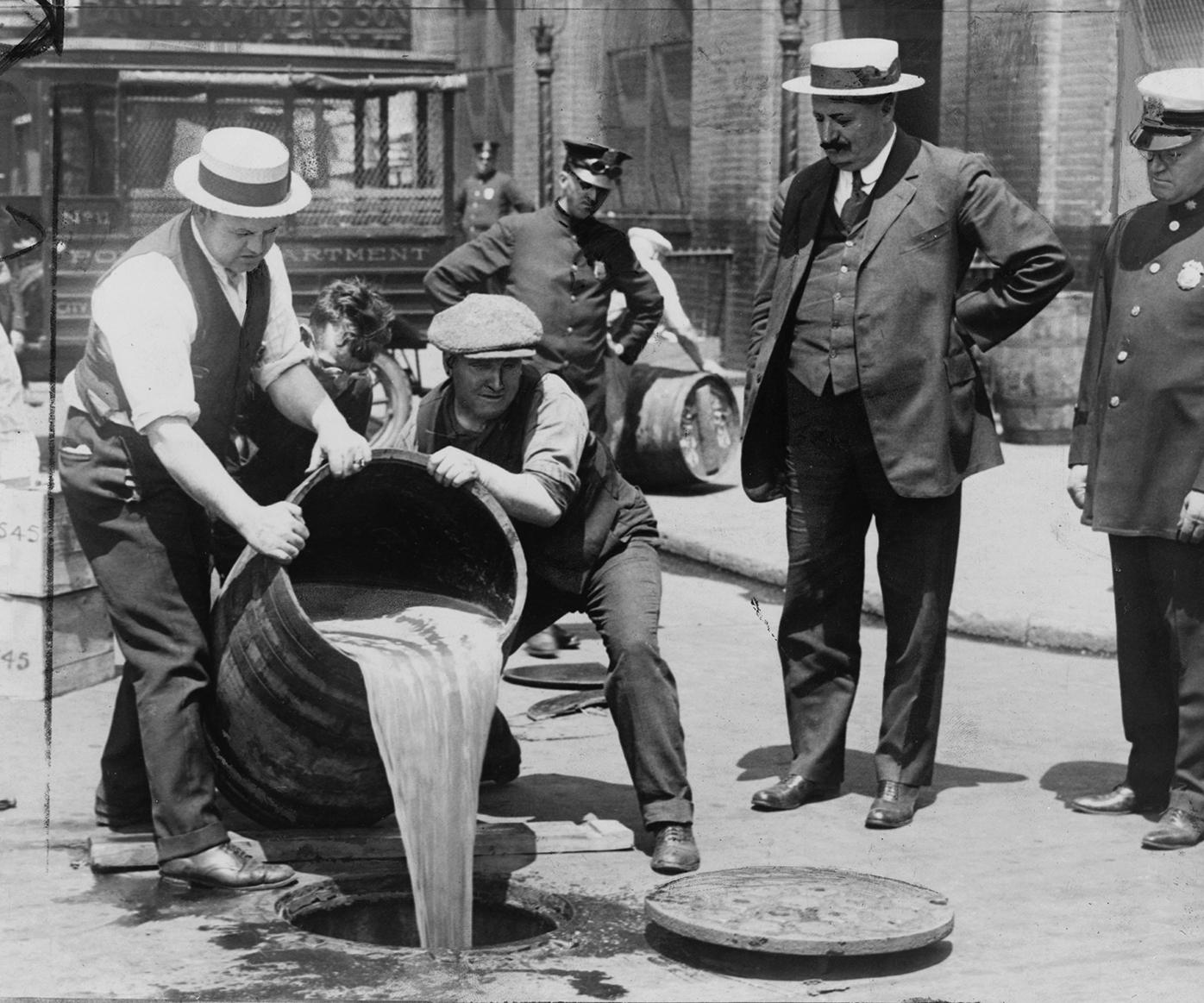 Stulecie prohibicji
