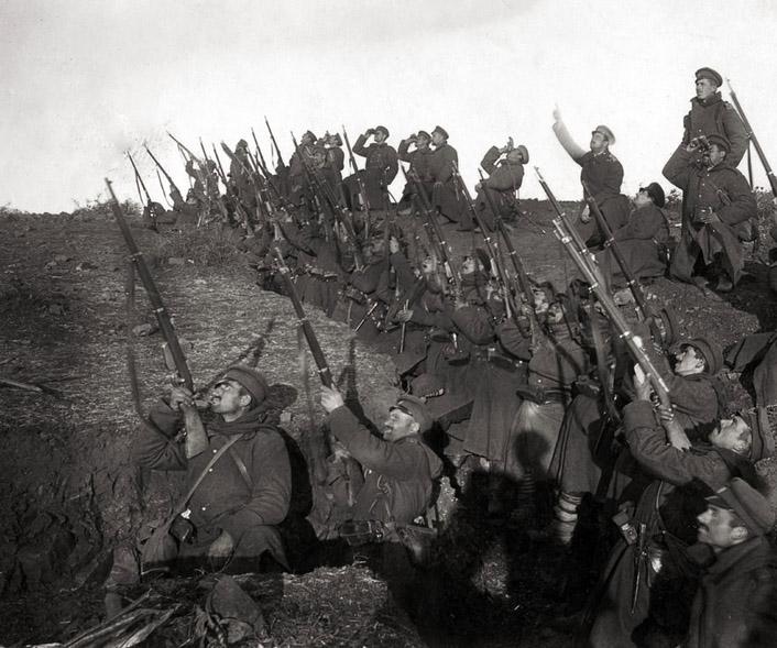 Widziadło o Wielkiej Wojnie