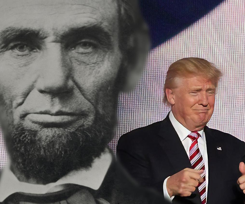 Między Abrahamem Lincolnem a Donaldem Trumpem. Wpływy amerykańskich konserwatystów