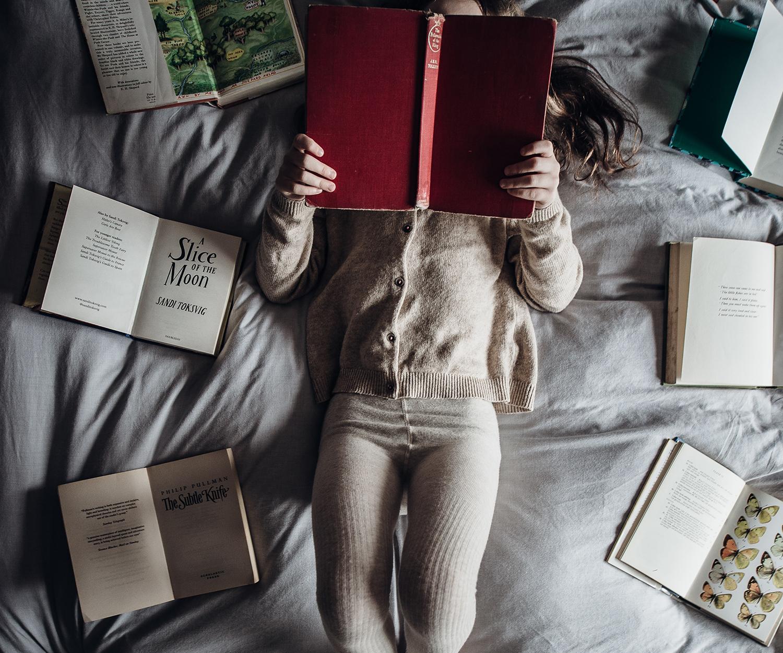 """Chcę dalej """"głupieć"""" od książek!"""