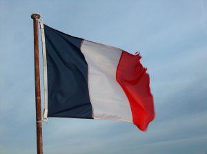 Stara francuska flaga