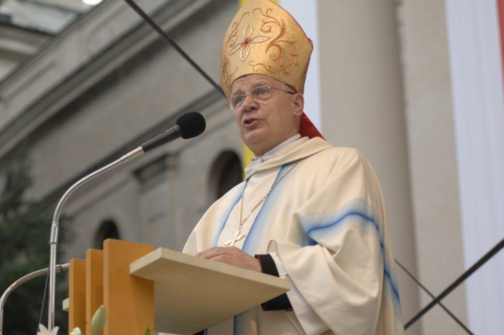 Abp Józef Kowalczyk, Wikicommons
