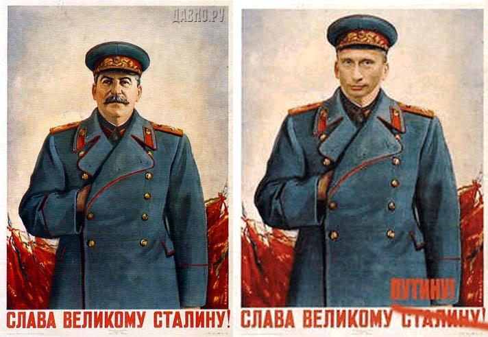 Stalin - Putin