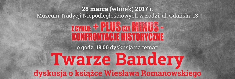 Twarze Bandery_Plakat hea