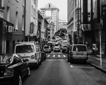Auckland (Nowa Zelandia). Przed...