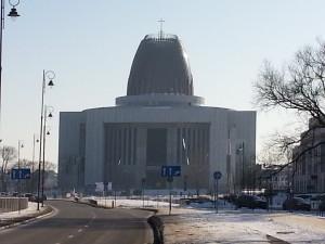Świątynia Opatrzności Bożej, fot. Marcin Celiński